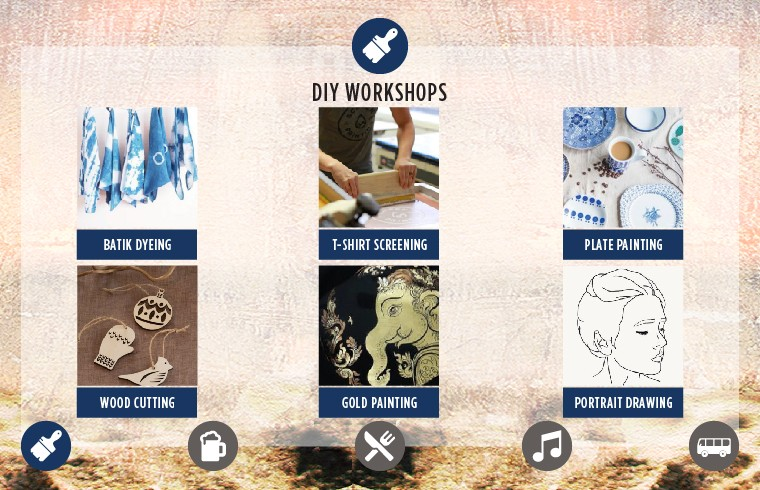 SO Beach Fest 2017 - DIY Workshops