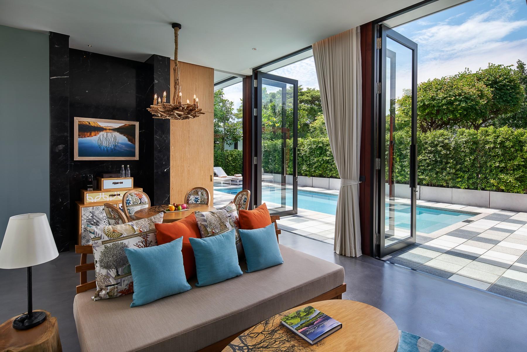 SO Pool Villa