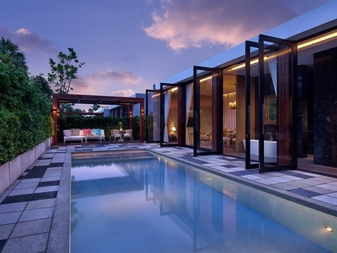 one-bedroom so pool villa