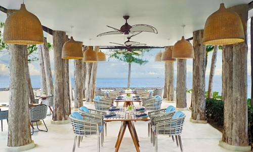 Hua Hin beachfront restaurants